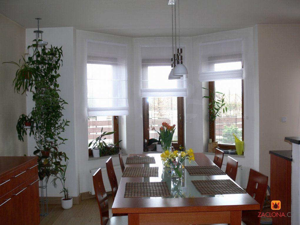 Gardinen Ideen Fr Erkerfenster  Haus Design Ideen