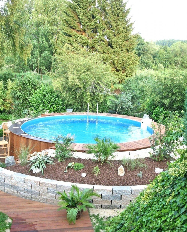 Kleiner Garten Mit Pool Gestalten Kleiner Garten Mit Pool