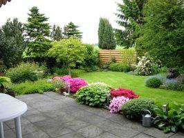 Gartengestaltung Kleine Gärten Haloring von ...