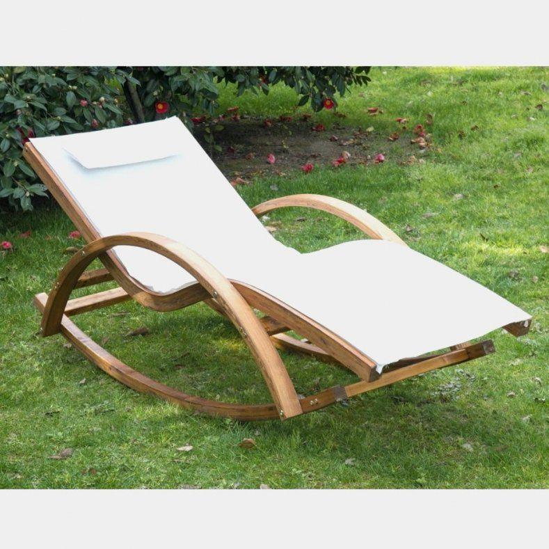 Gartenliege Holz Selber Bauen  Haus Design Ideen