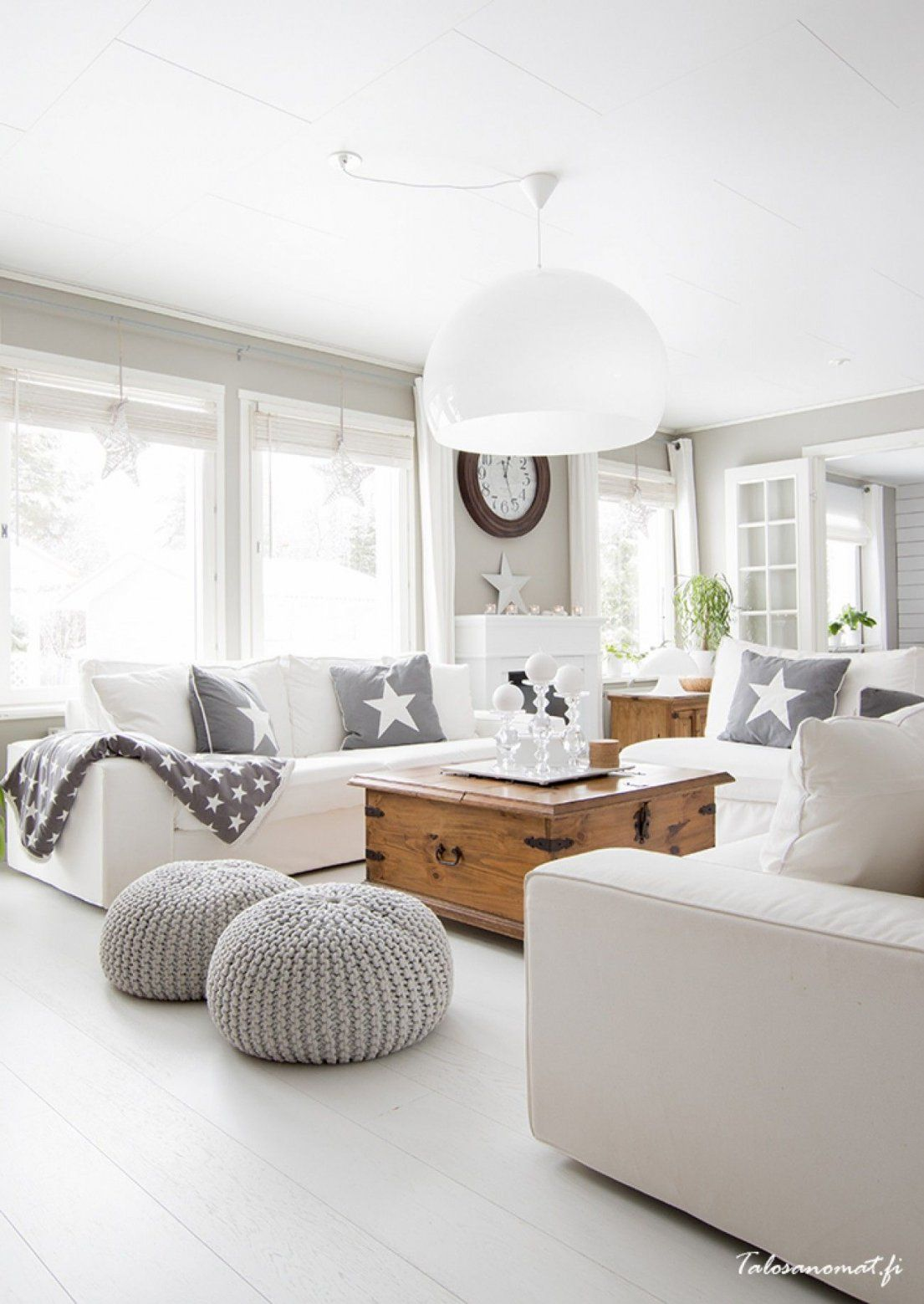 Schwedischer Landhausstil Einrichten Dekorieren Akzente