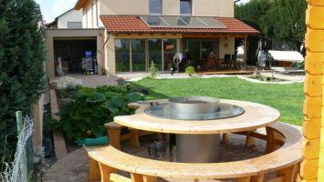 Grillplatz Im Garten Selber Bauen   Haus Design Ideen
