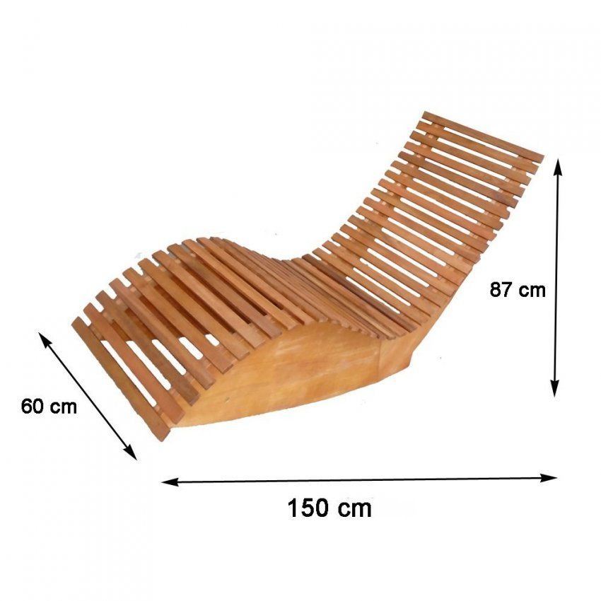 Genial Genial Sonnenliege Holz Selber Bauen Zum