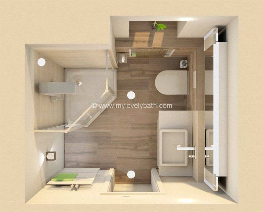 Grundriss Badezimmer 10 Qm Schn Frieling