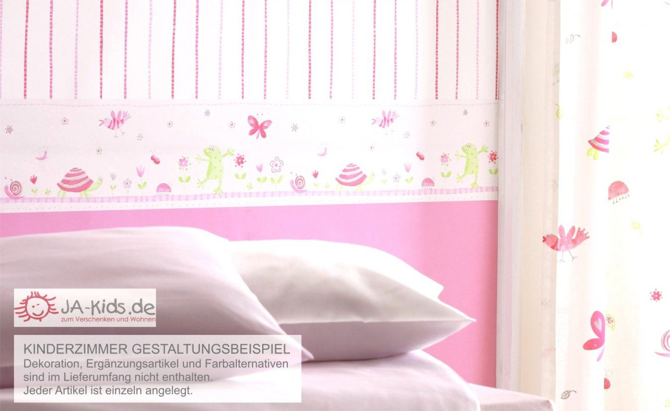 Babyzimmer Tapete Madchen