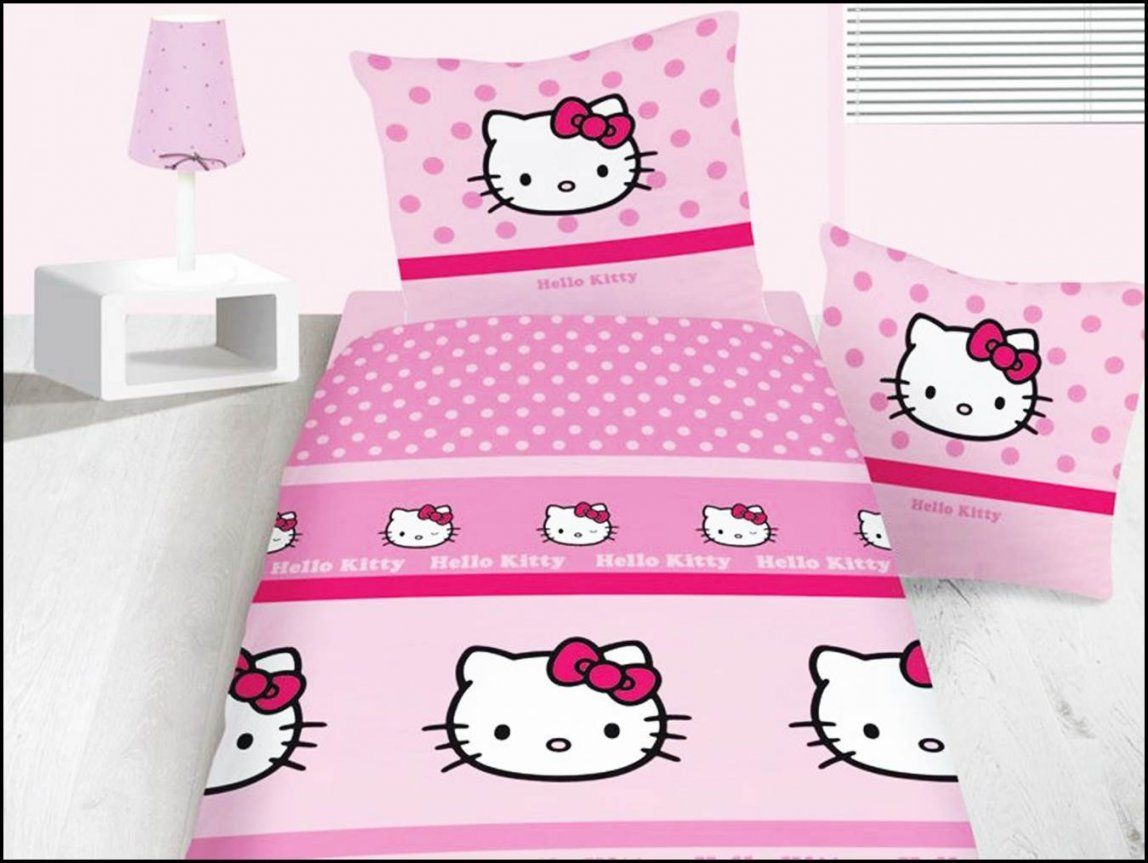 Hello Kitty Bettwäsche 100x135 Bettwäsche Hello Kitty