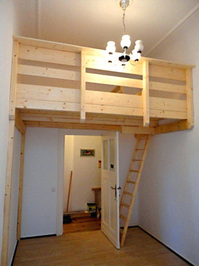 Kinderzimmer Mädchen Hochbett | Hochbett Leiter Selber