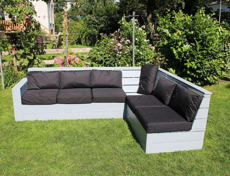 Garten Sofa Selber Bauen