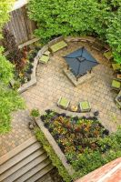 Gartengestaltung Kleine Gärten Ohne Rasen   Haus Design Ideen