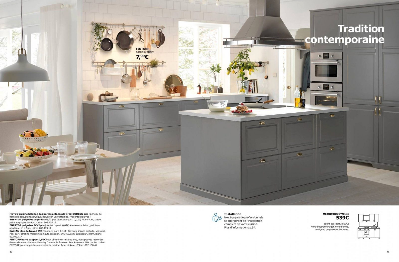 Ikea Kuche Grifflos