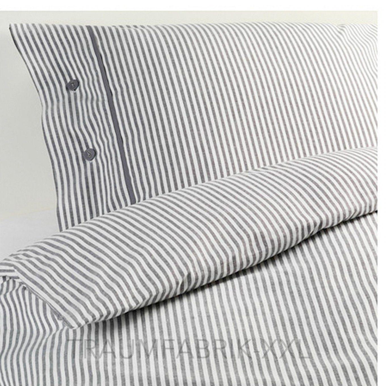 Ikea Bettwäsche Grau