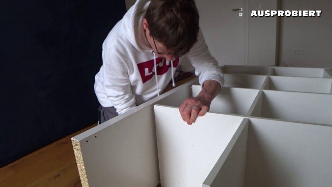 Ikea Regal Kallax Aufbauanleitung  Haus Design Ideen