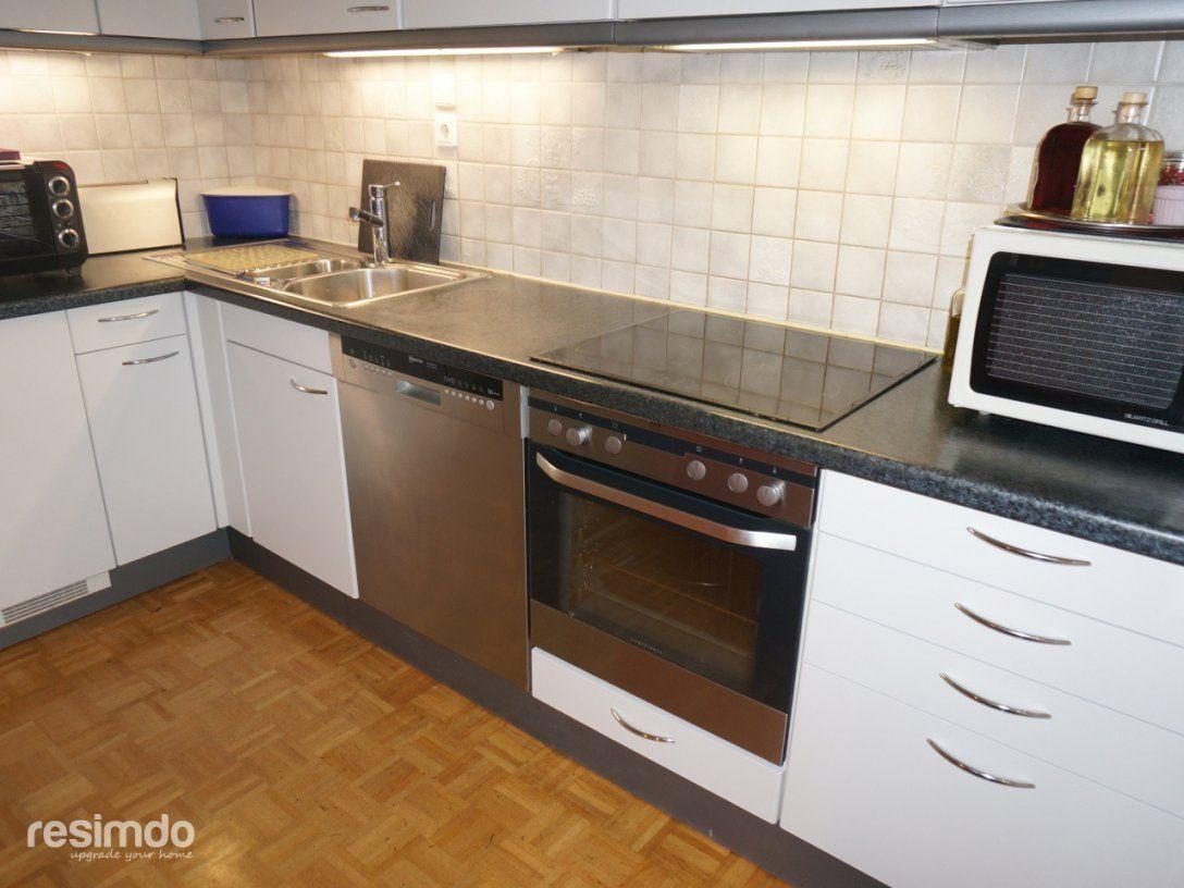 küchenschränke lackieren oder bekleben