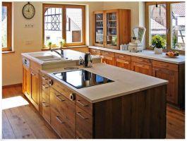Küche Eiche Rustikal Modernisieren   Haus Design Ideen