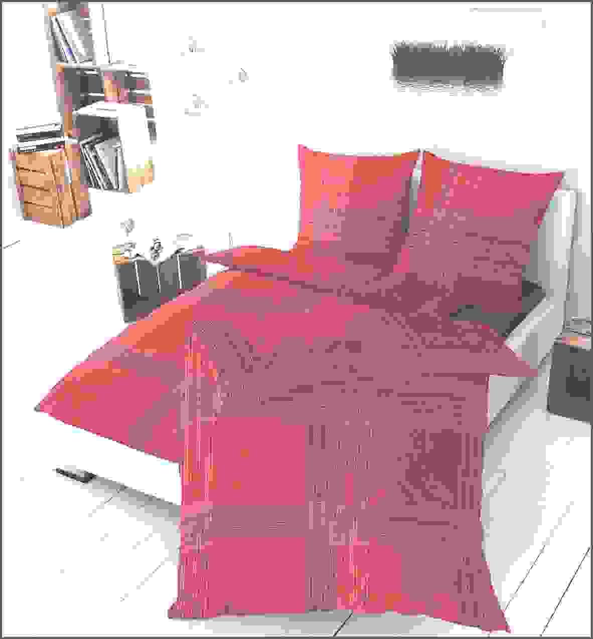 Bierbaum Bettwäsche Mako Satin 135x200 Mako Satin Bettwäsche Set