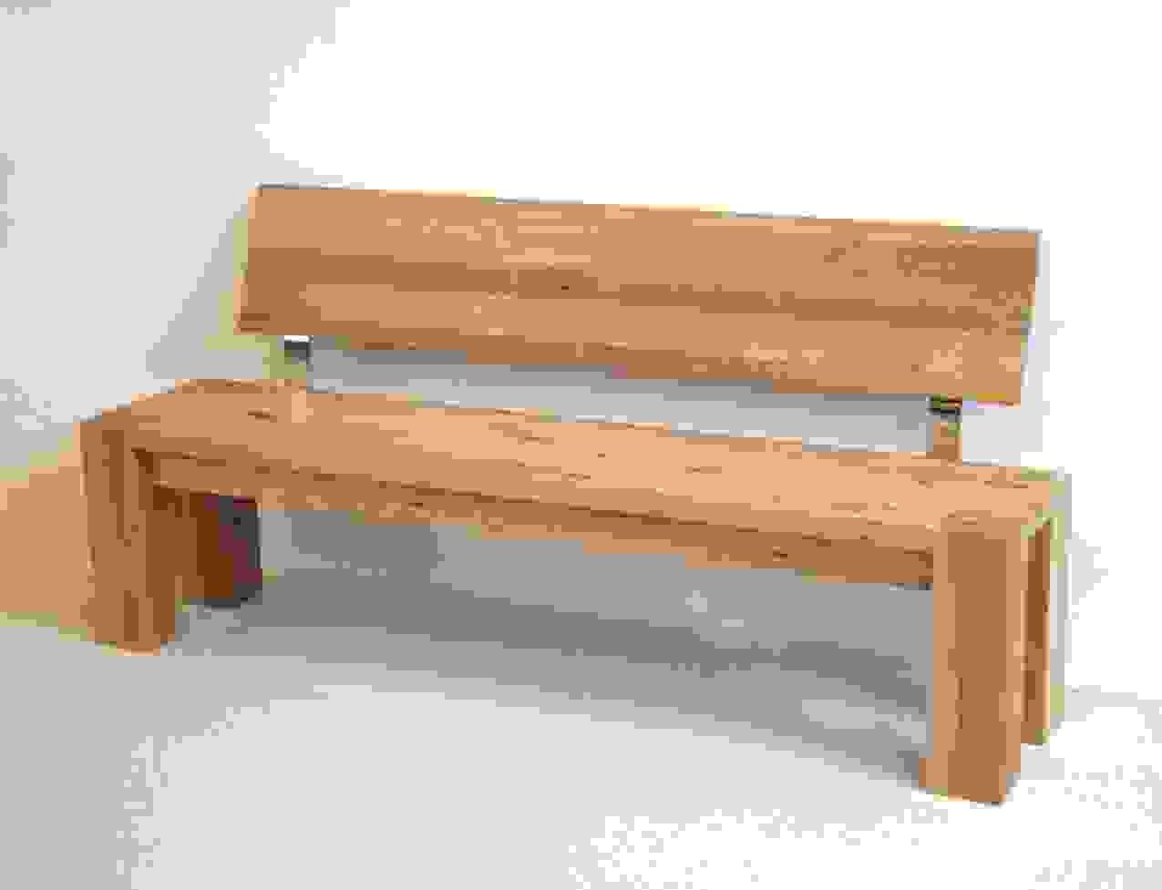 Holzbank Küche Selber Bauen | Gartengestaltung Sichtschutz ...