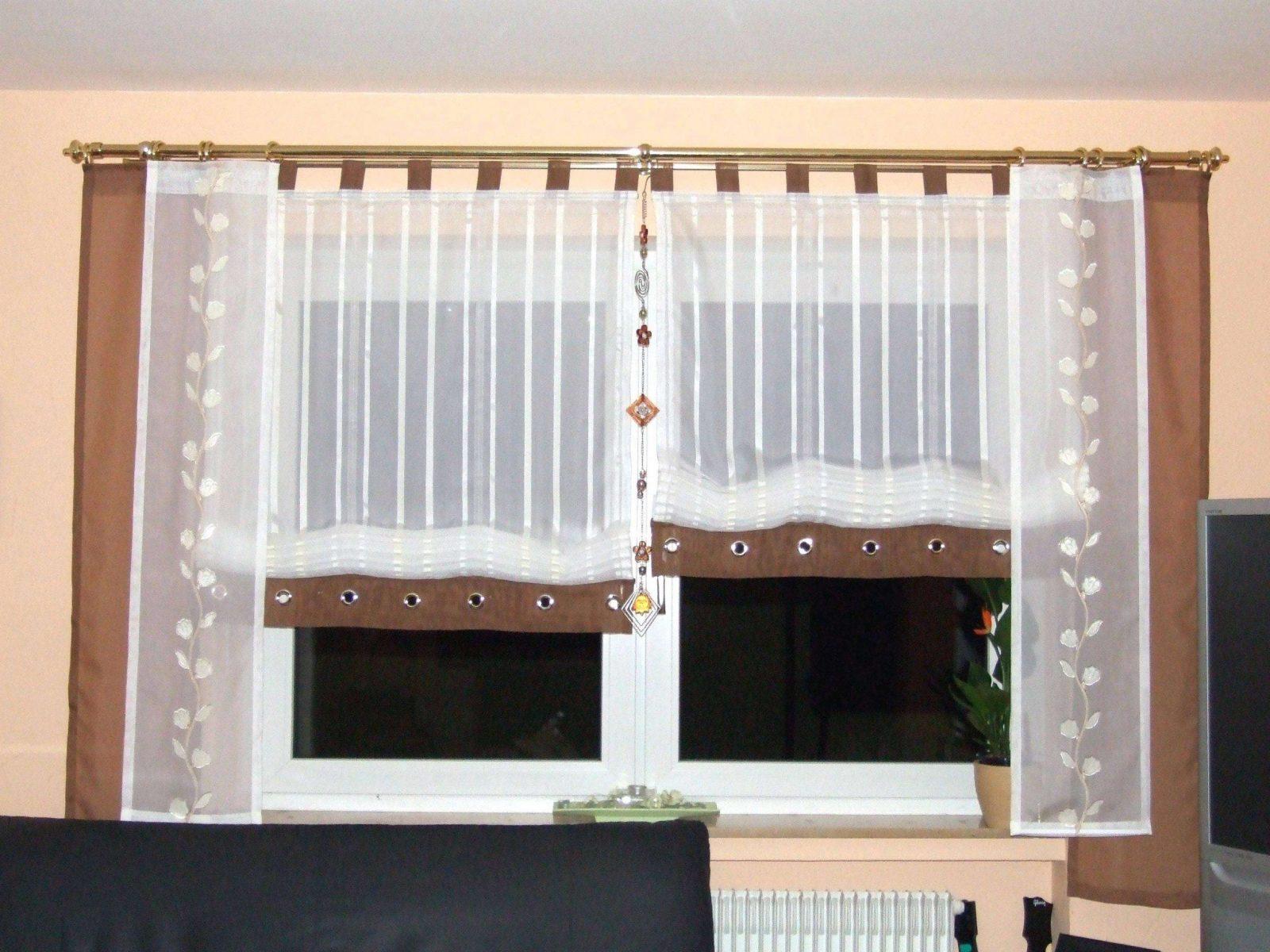 Vorhang Ideen Grosse Fenster Nahen Dachschrage Mit Kurze Kurzes