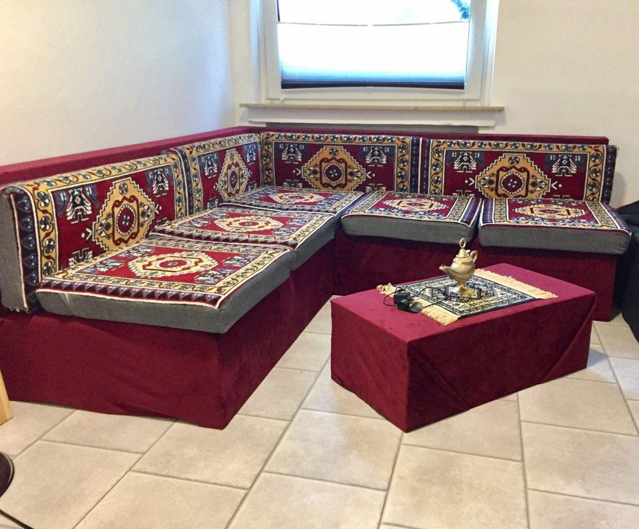 Orientalische Sitzecke Selber Bauen Wohnwagen Sitzecke Zum Bett