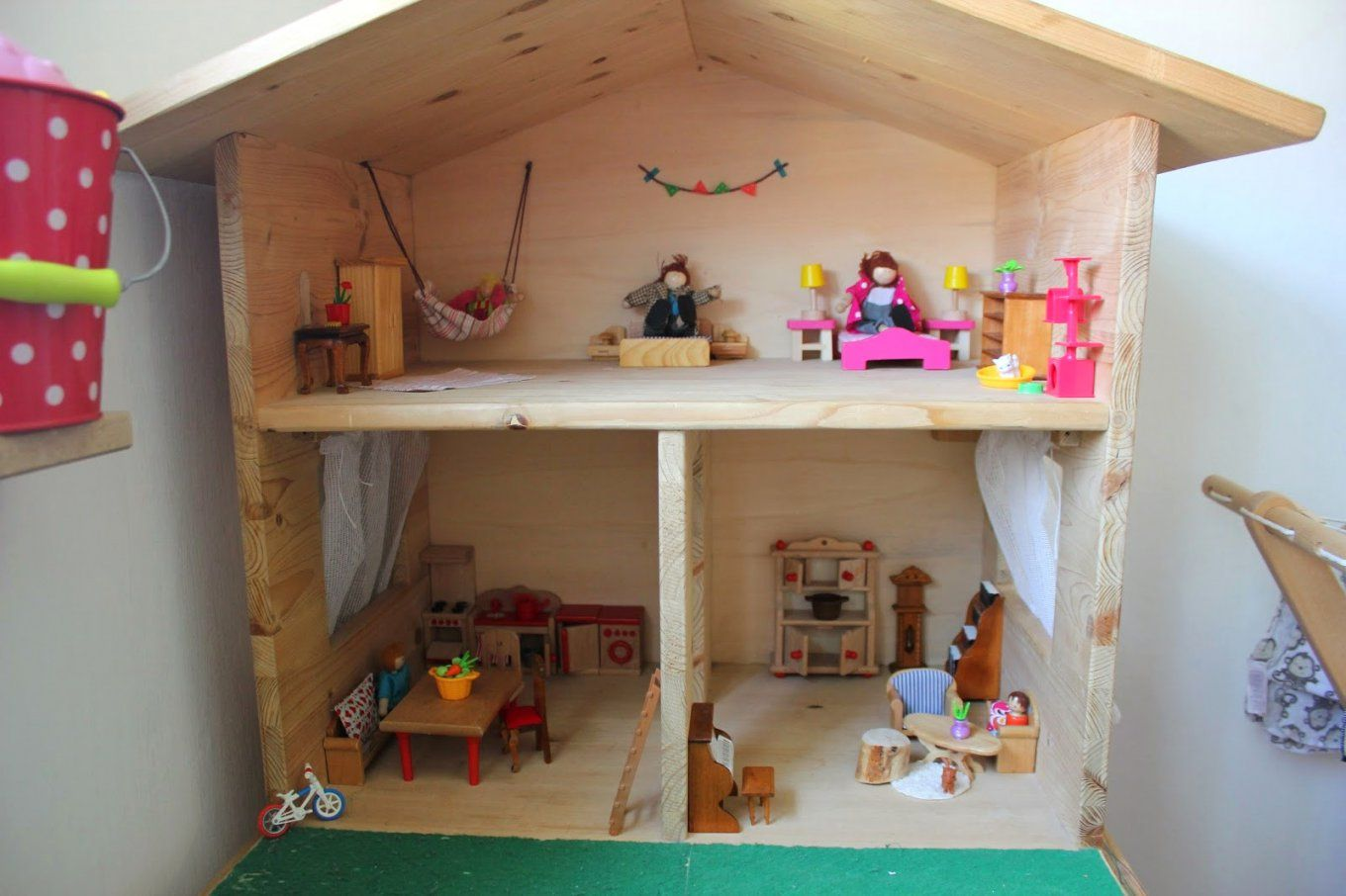 American Girl Doll House From