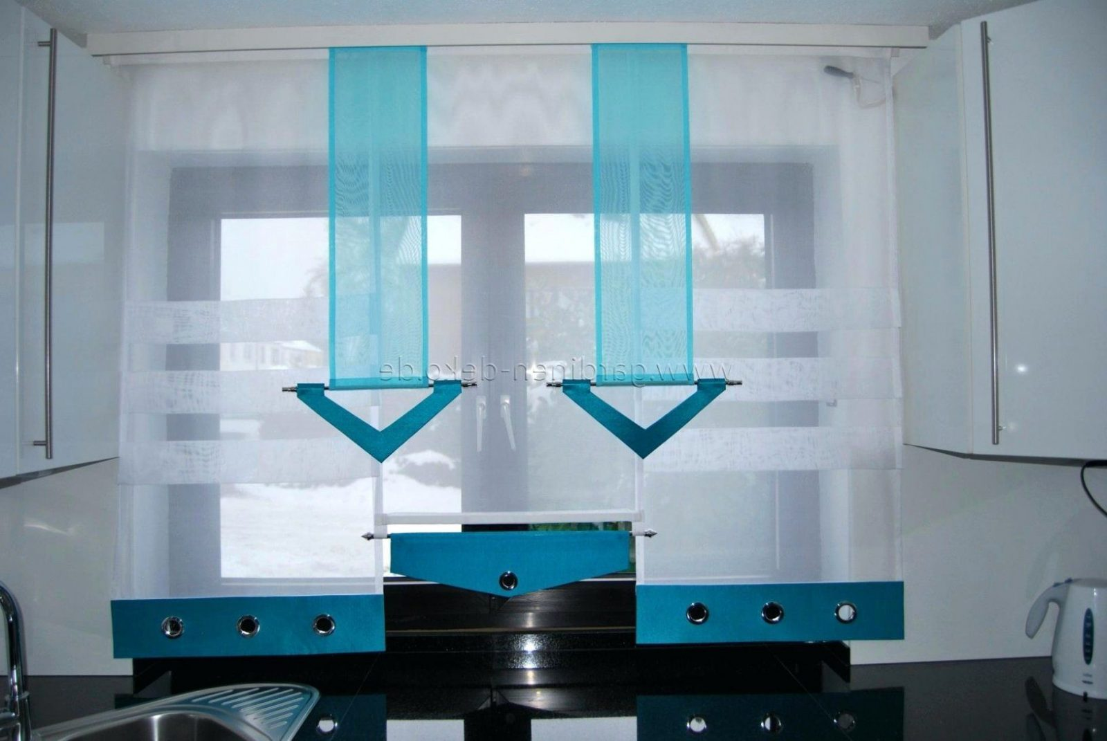 Küchengardinen Modern Küchen | Lampe Küche Decke - Adventure ...
