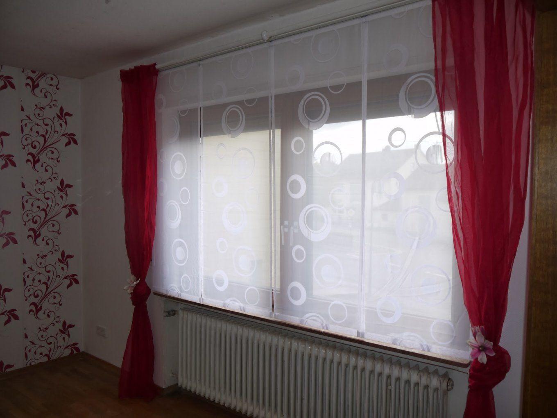 Schiebevorhnge Kurz Und Lang  Haus Design Ideen