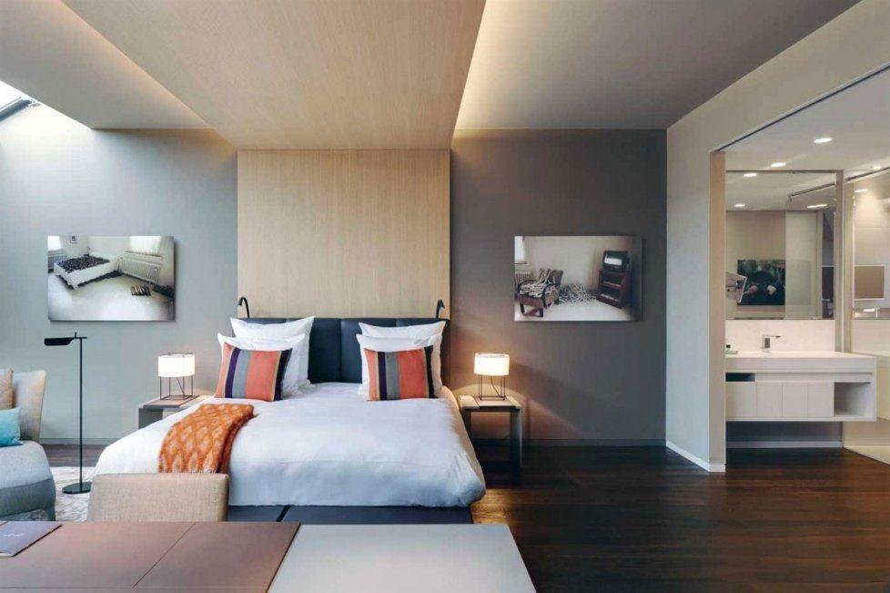 Schlafzimmer Gestaltung Dachschräge Wohnideen Dachschräge