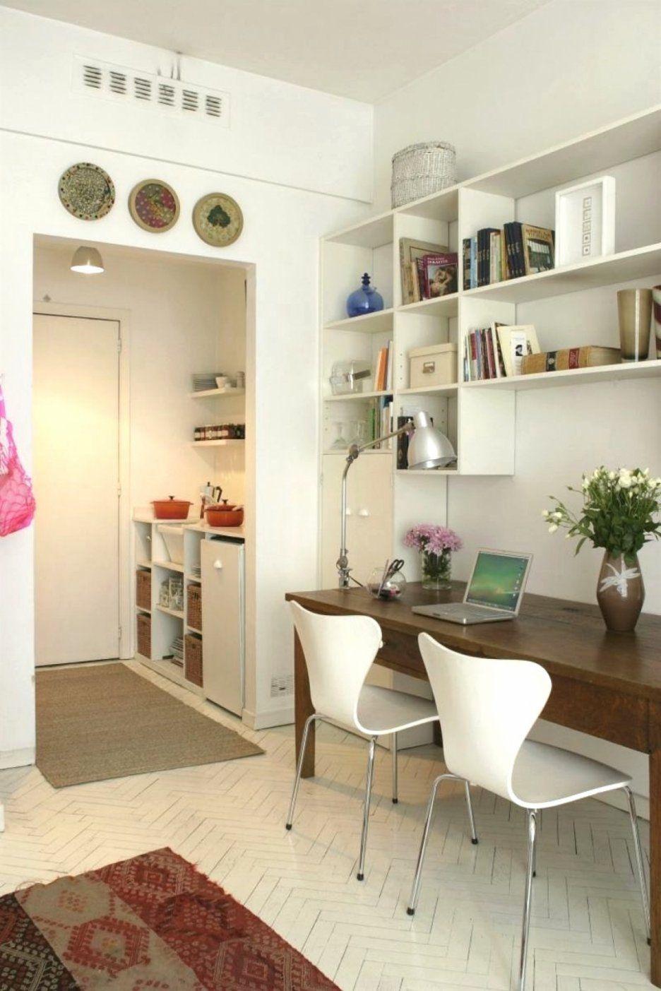 Kleines Schlafzimmer Einrichten Mit Schreibtisch Kleines