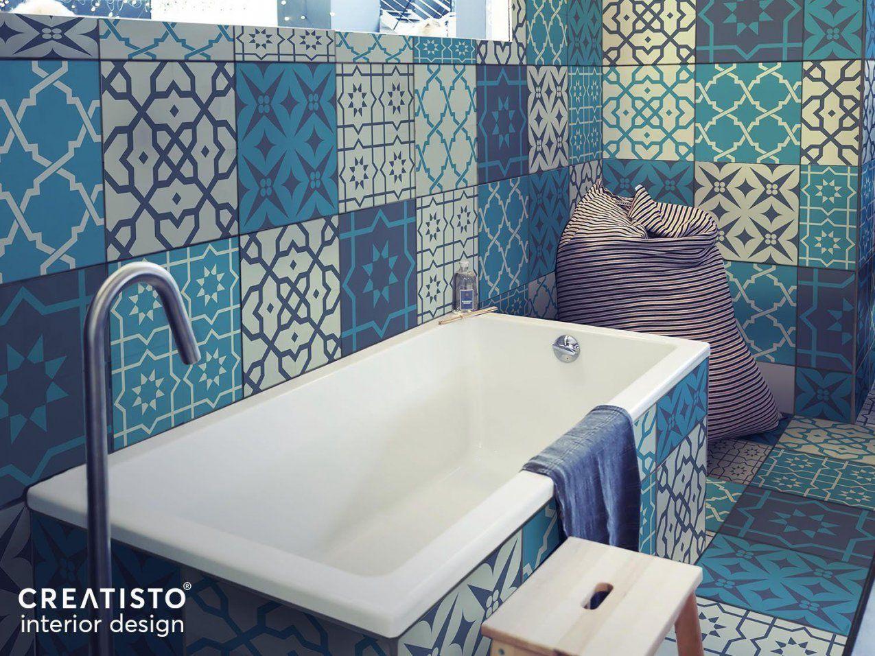 Fliesen Folie Selbstklebend Bad  Haus Design Ideen