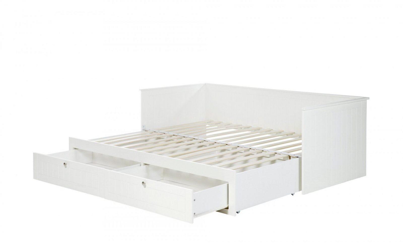 Ikea Kojenbett Bett Mit Regal Umbau