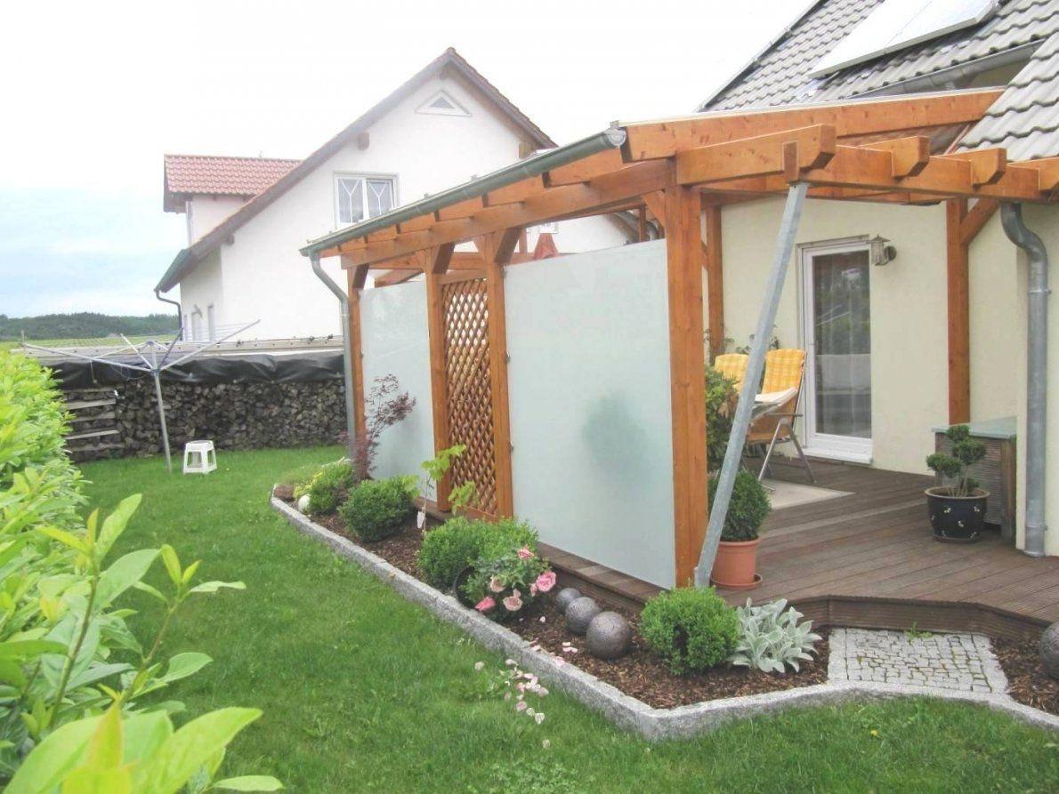 Uberdachung Holz Selber Bauen