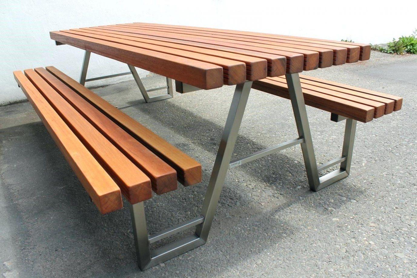 Tisch Bank Kombination Bauanleitung Bank Mit Lehne Selber Bauen