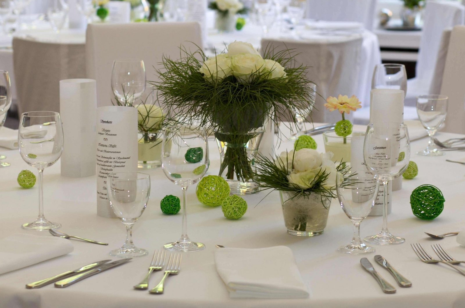 Tischdeko Hochzeit Ideen Vorschlage Tischdeko Fuer Hochzeit