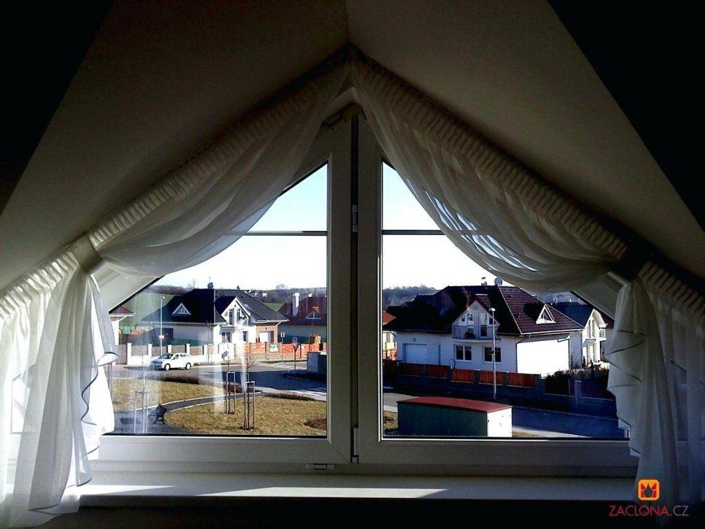 Dreiecksfenster Gardinen Gardinen Nahservice Nahen Eines Stores Mit Bleiband Und