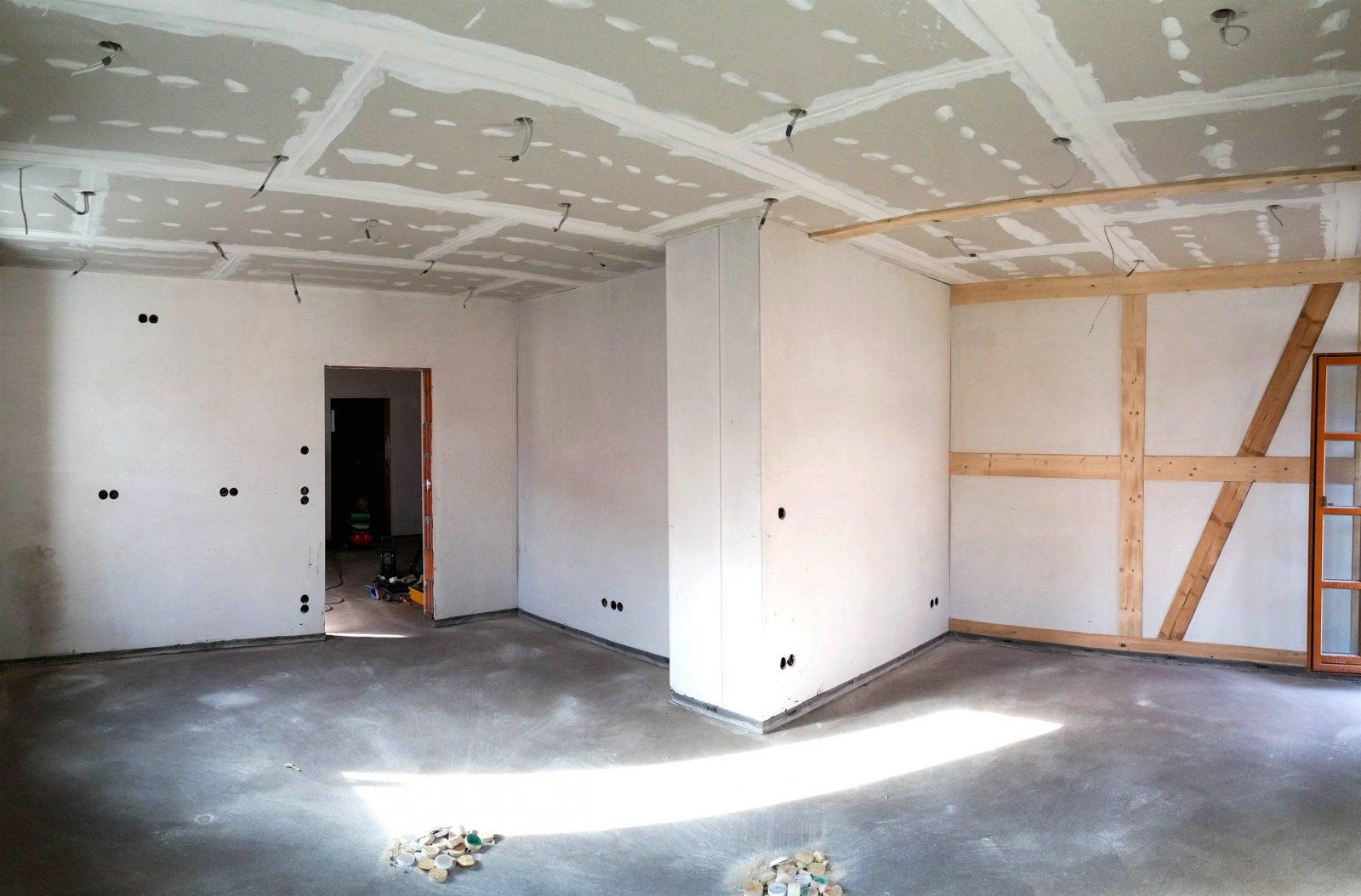 Anordnung Led Spots Wohnzimmer  Haus Design Ideen