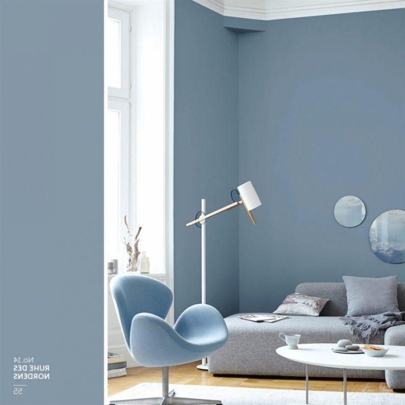 Wandfarbe Blau Grau Mischen Elegant Wandfarbe Mischen