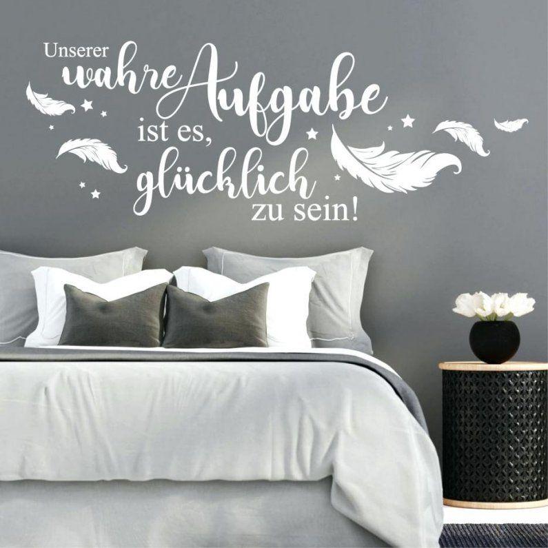 Wandtattoo Fr Schrge Wnde  Haus Design Ideen