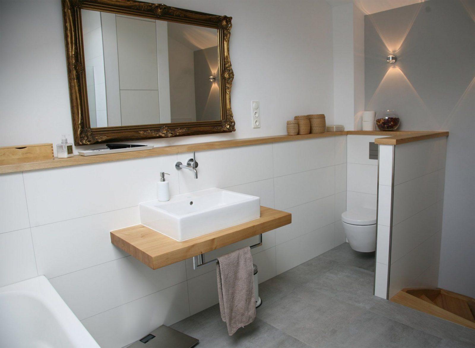 Waschtisch Selber Bauen Bauplatten  Haus Design Ideen
