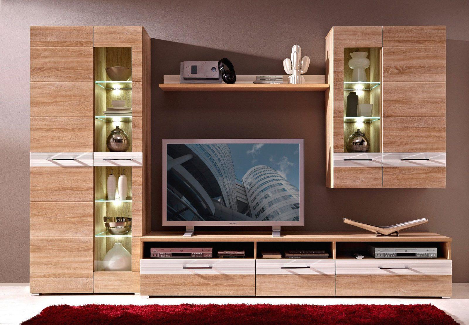 Wildeiche Möbel Wandfarbe Schlafzimmer Komplett Set B Marigenta 4