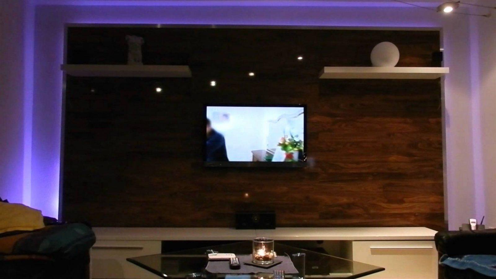 Tv Wand Selber Bauen Laminat Tv Wand Tv Wand Bauen Qaimaq