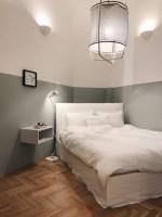 Kleines Schlafzimmer Einrichten Grau Rosa Dekorieren von ...