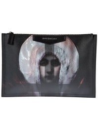 Givenchy Virgin Mary clutch