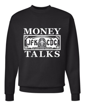 SPYE X SHICNYC Money Talks sweatshirt