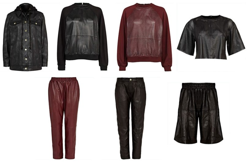 Rihanna for River Island limited edition pieces