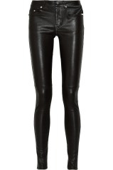 Saint Laurent skinny leather pant