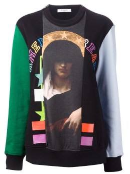 Givenchy Madonna American Dream sweater