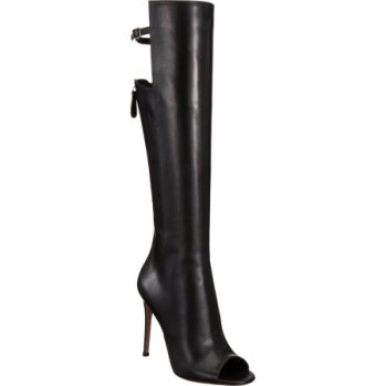 Gianvito Rossi buckle knee boot