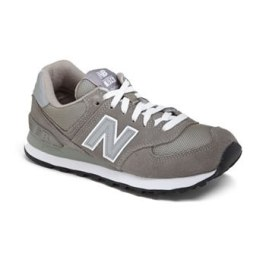 New Balance 574 light grey sneakers