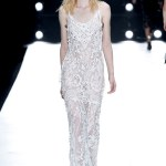 Roberto Cavalli Spring-Summer 2013 lace dress