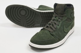 Air Jordan - Mid Nouveau Sequoia sneakers