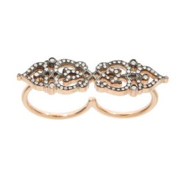Sabine G double ring